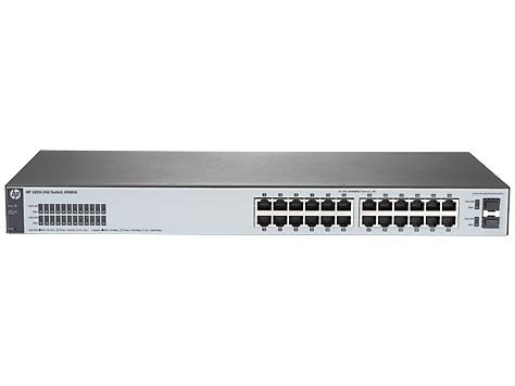 Коммутатор HPE OfficeConnect 1820 J9980A 24G 2SFP