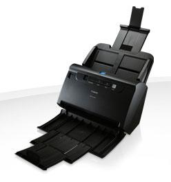 Сканер Canon DR-C230 (2646C003) A4 черный