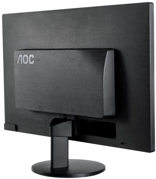 """Монитор 23.6"""" AOC E2470Swhe"""
