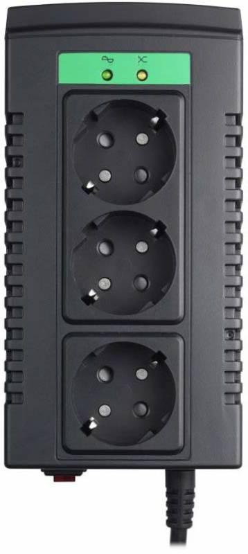 Стабилизатор напряжения APC Line-R LS1500-RS 750Вт 1500ВА