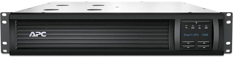 ИБП APC Smart-UPS SMT1500RMI2UNC 1000Вт 1500ВА черный