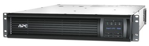 ИБП APC Smart-UPS SMT3000RMI2UNC 2700Вт 3000ВА черный