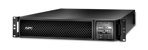 ИБП APC Smart-UPS SRT SRT2200RMXLI 1980Вт 2200ВА черный