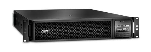 ИБП APC Smart-UPS SRT SRT3000RMXLI 2700Вт 3000ВА черный