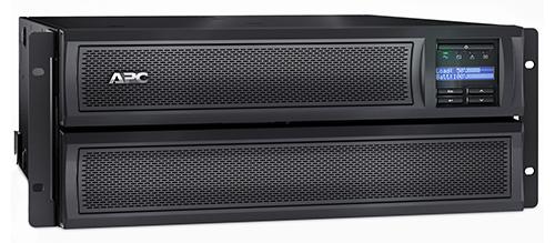 ИБП APC Smart-UPS X SMX2200HVNC 1980Вт 2200ВА черный