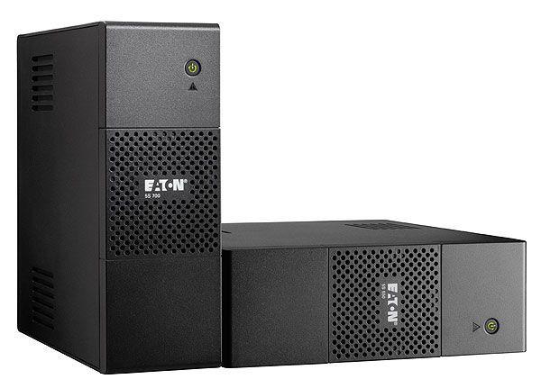 ИБП Eaton 5S 5S700i 420Вт 700ВА черный