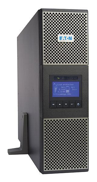 ИБП Eaton 9PX 5000i HotSwap 4500Вт 5000ВА черный