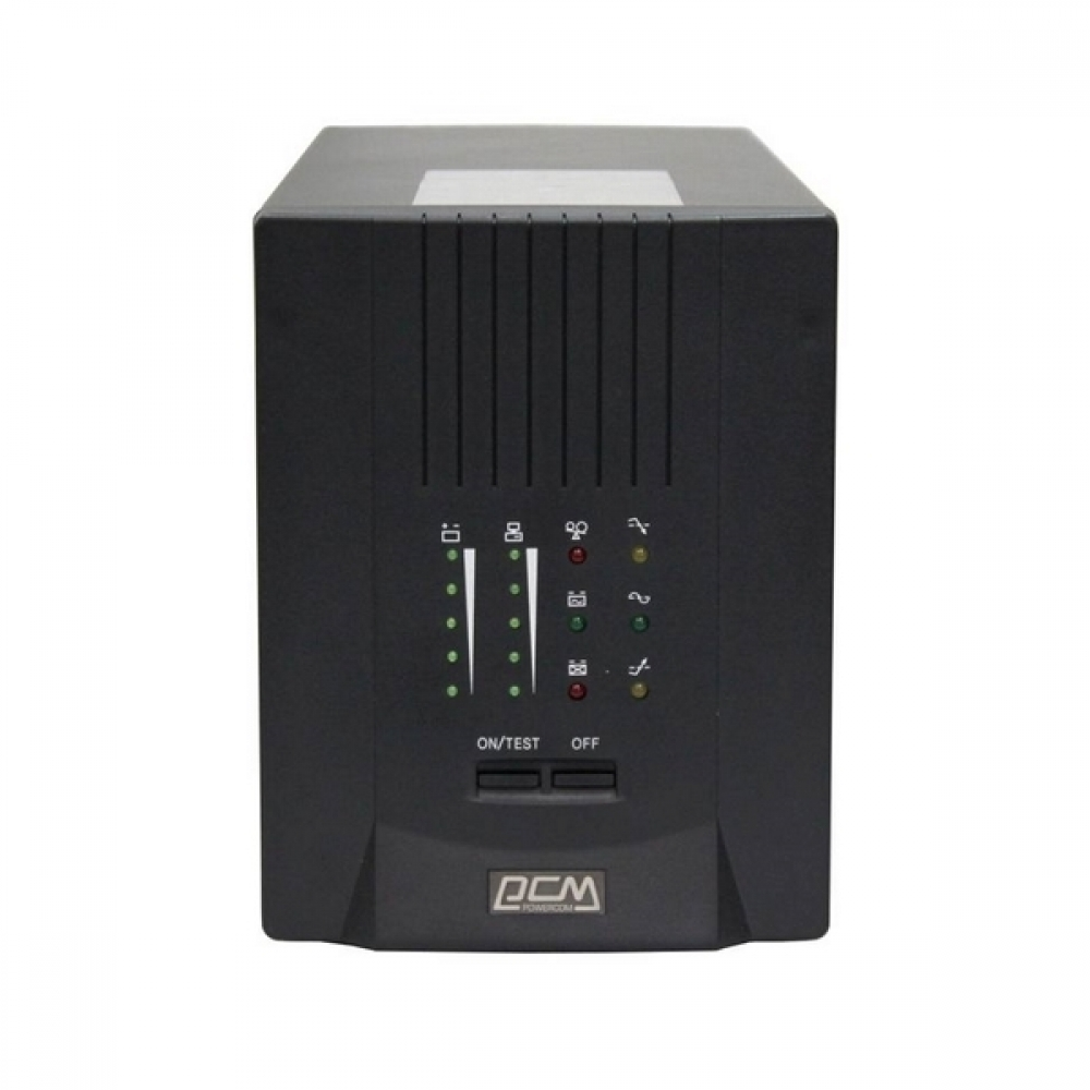 ИБП Powercom Smart King Pro+ SPT-3000 2100Вт 3000ВА черный