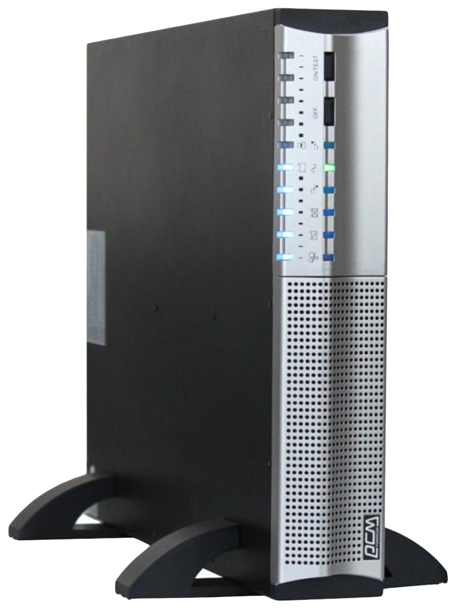 ИБП Powercom Smart King RT SRT-1000A 900Вт 1000ВА черный