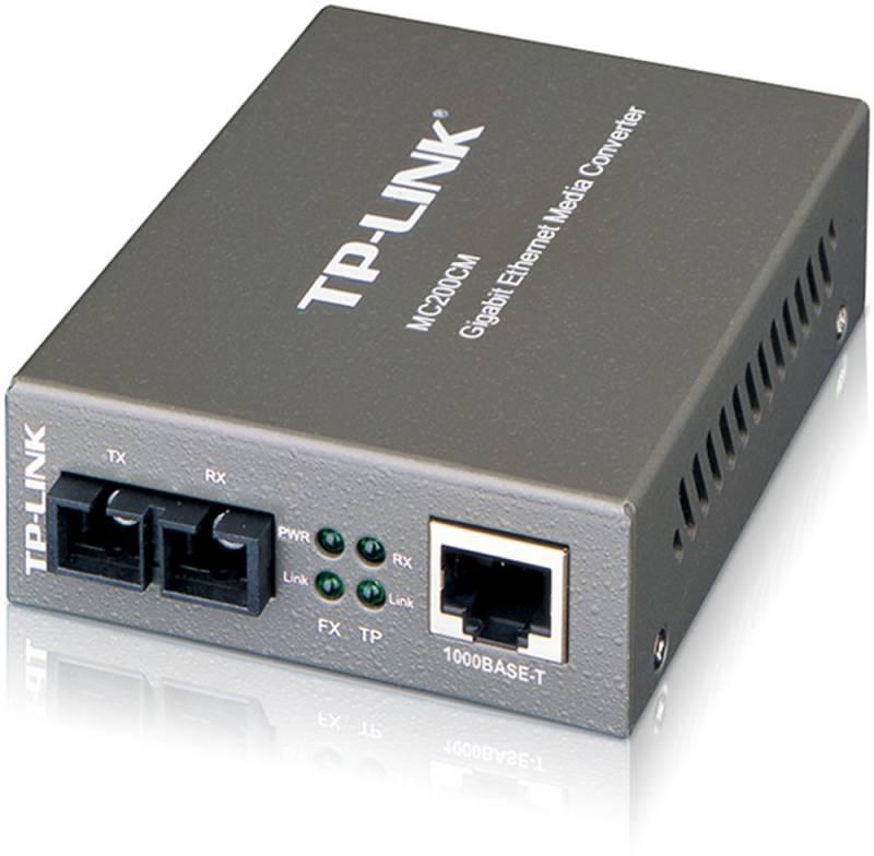 Медиаконвертер TP-Link MC200CM 1000Mbit RJ45