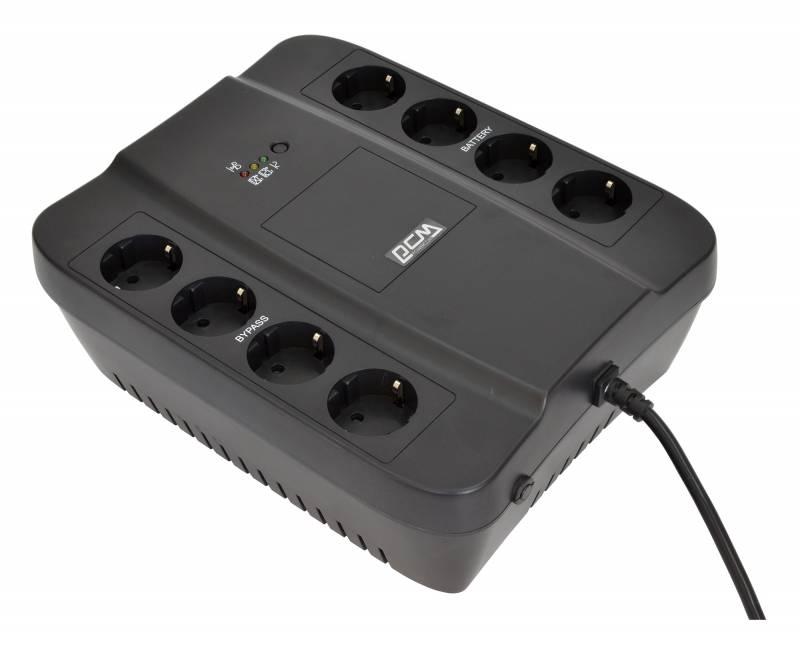 ИБП Powercom Spider SPD-1000N 550Вт 1000ВА черный
