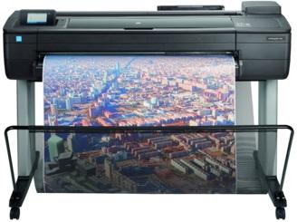 Плоттер HP Designjet T525 (5ZY59A) A1/24