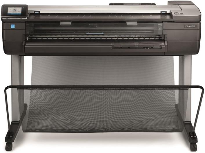Плоттер HP Designjet T830 MFP (F9A30A) A0/36