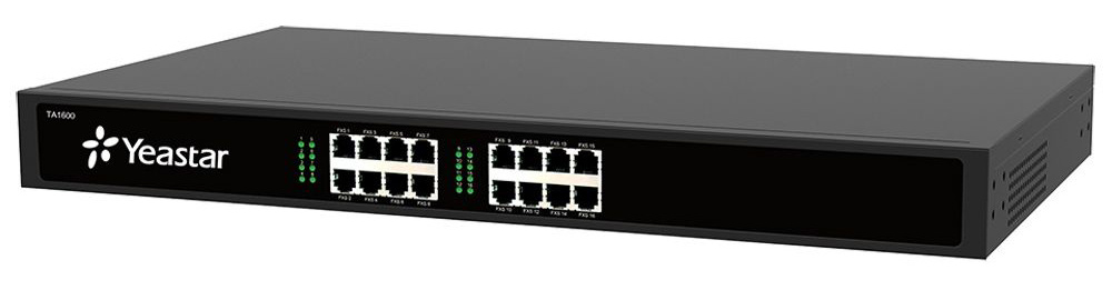 Шлюз IP Yeastar TA1600 черный