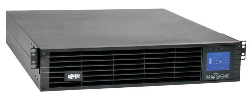 ИБП Tripplite SmartOnline SUINT3000LCD2U 2700Вт 3000ВА черный