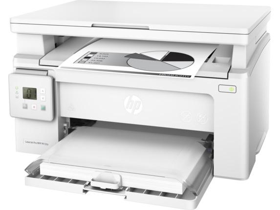 МФУ лазерный HP LaserJet Pro MFP M132a RU (G3Q61A) A4 белый