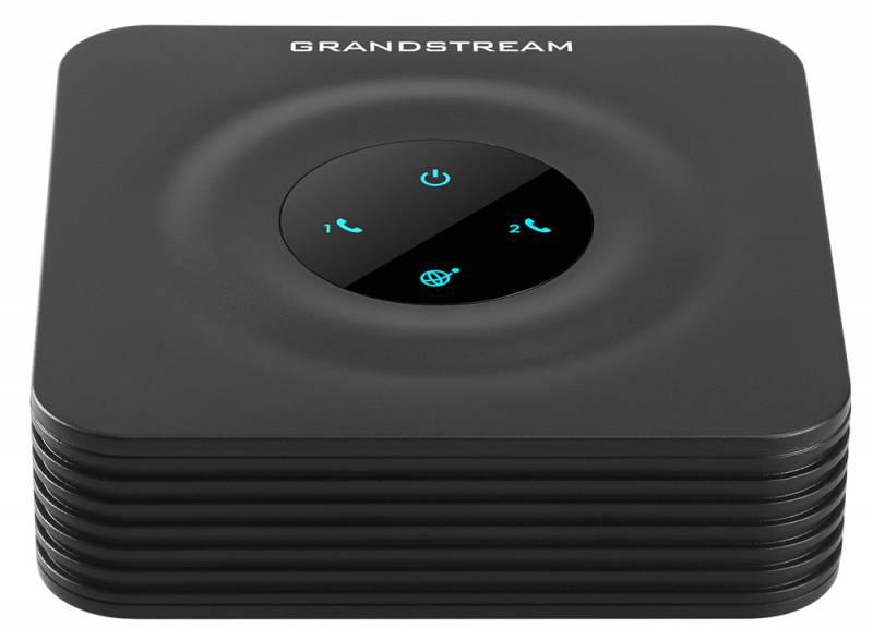 Адаптер VoIP Grandstream HT-802 черный