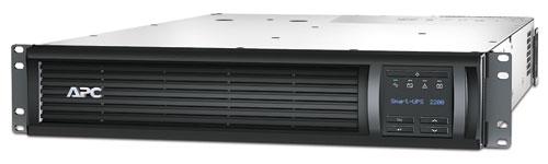 ИБП APC Smart-UPS SMT2200RMI2UNC 1980Вт 2200ВА черный
