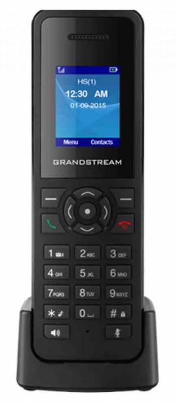 Трубка Grandstream DP722 серебристый