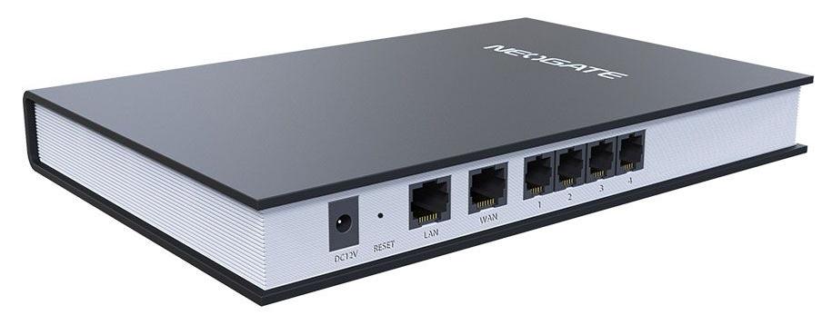 Шлюз IP Yeastar TA410 черный