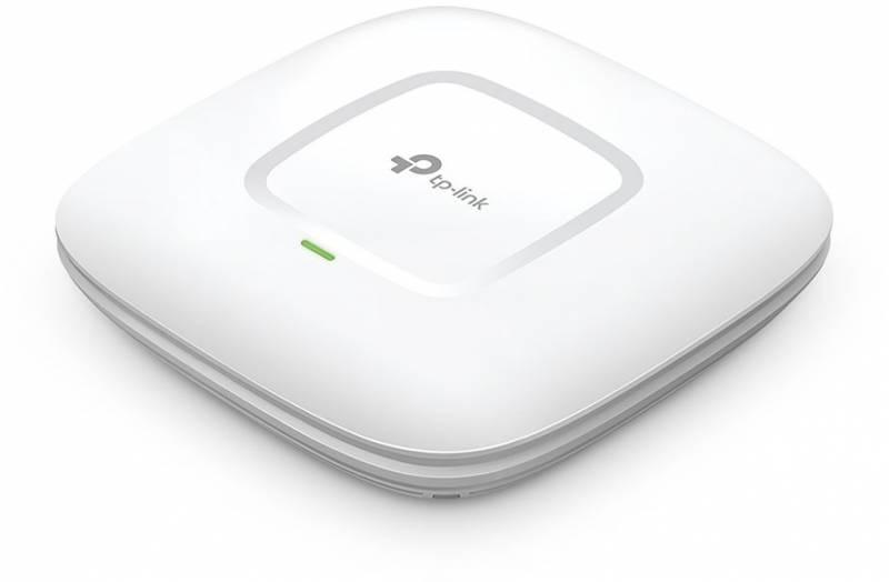 Точка доступа TP-Link EAP225 AC1350 10/100/1000BASE-TX белый