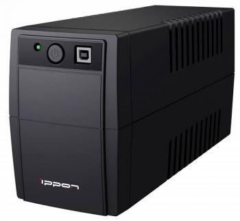 ИБП Ippon Back Basic 850 480Вт 850ВА черный