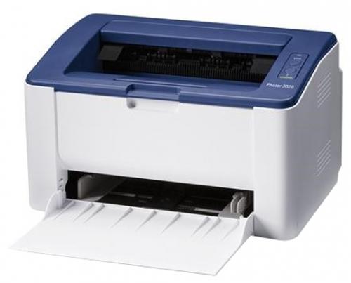Принтер лазерный Xerox Phaser 3020 (P3020BI) A4 WiFi