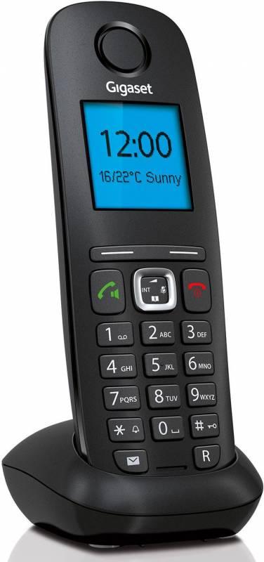 Телефон IP Gigaset A540 IP черный