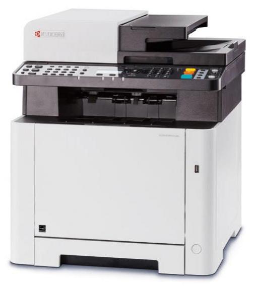 МФУ лазерный Kyocera Ecosys M5521cdn (1102RA3NL0) A4 Duplex Net белый