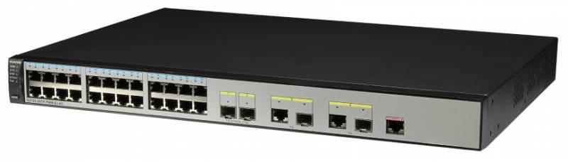 Коммутатор Huawei S2750-28TP-PWR-EI-AC 02355243