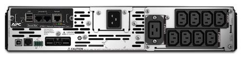 ИБП APC Smart-UPS X SMX2200R2HVNC 1980Вт 2200ВА черный