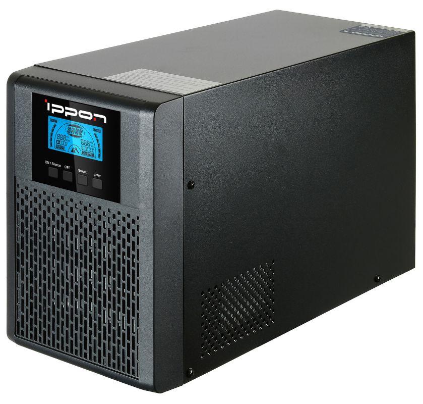 ИБП Ippon Innova G2 1000 900Вт 1000ВА черный