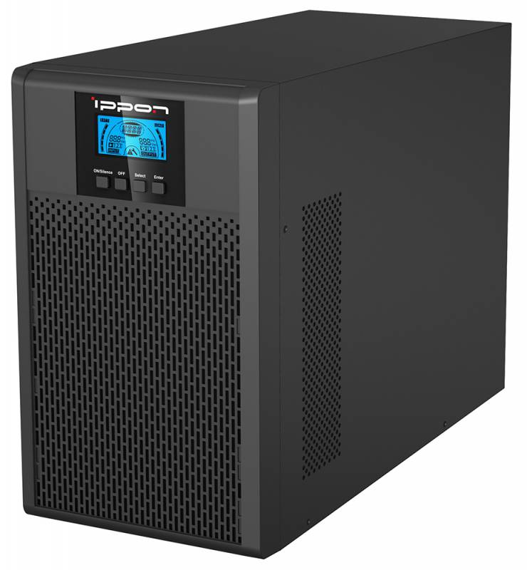 ИБП Ippon Innova G2 2000 1800Вт 2000ВА черный