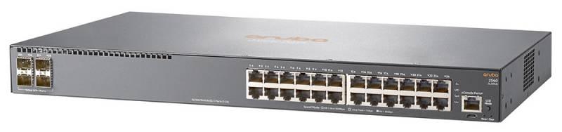 Коммутатор HPE Aruba 2540 JL354A 24G 4SFP+