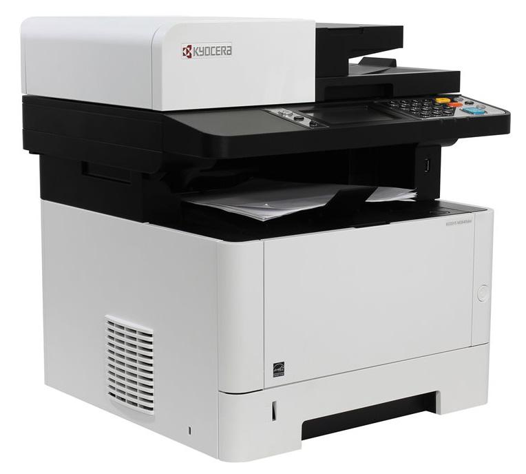 МФУ лазерный Kyocera Ecosys M2640idw (1102S53NL0) A4 Duplex WiFi белый/серый