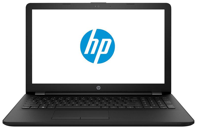 Ноутбук HP 15-ra004ur Celeron N3060/4Gb/SSD128Gb/Intel HD Graphics 400/15.6