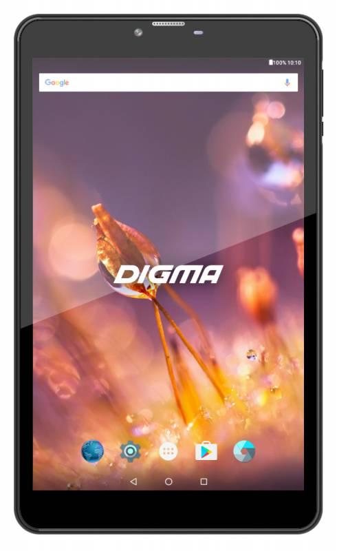 Планшет Digma CITI 8527 4G MTK8735W (1.3) 4C/RAM2Gb/ROM16Gb 8