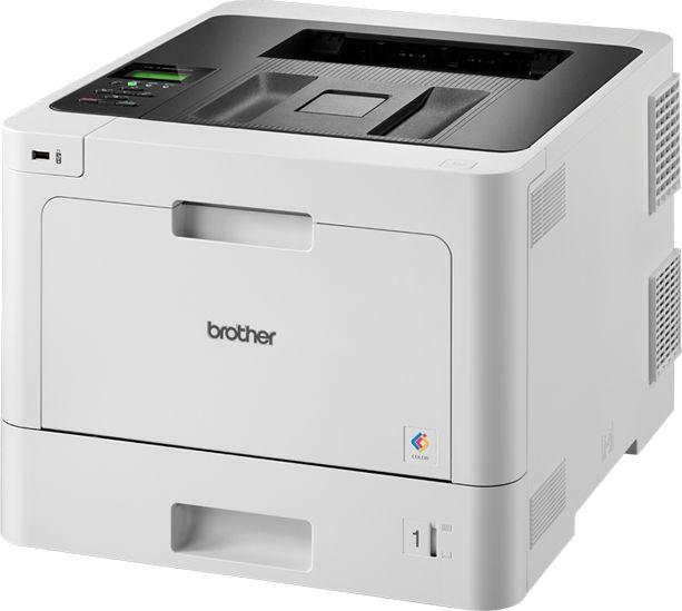 Принтер лазерный Brother HL-L8260CDW (HLL8260CDWR1) A4 Duplex Net WiFi