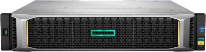Система хранения HPE MSA 2052 x24 2x800Gb 2.5 SAS SSD 2x SAN DC, NO SFP (Q1J03A)