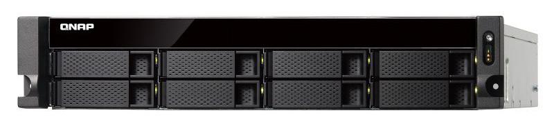 Сетевое хранилище NAS Qnap TS-853BU-RP-4G