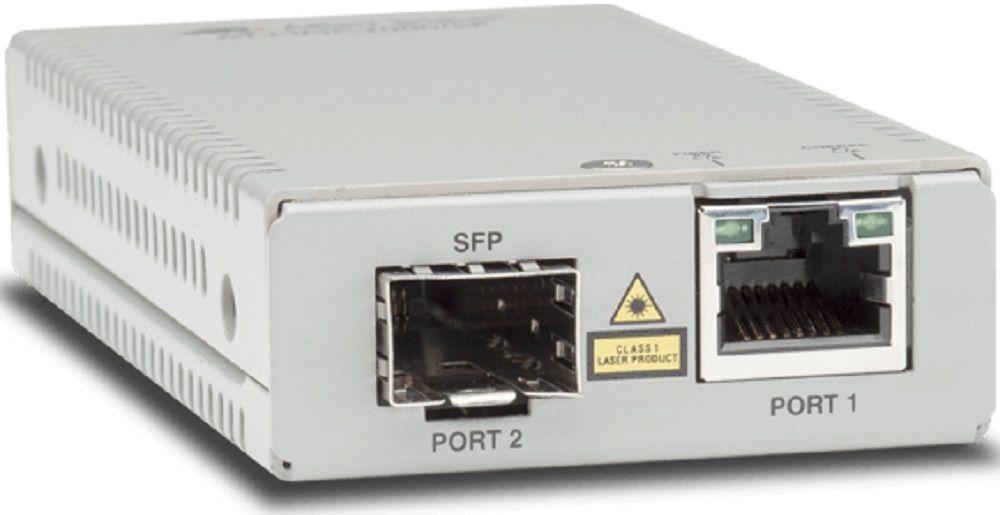Медиаконвертер Allied Telesis AT-MMC2000/SP-60 Mini 10/100/1000T to SFP