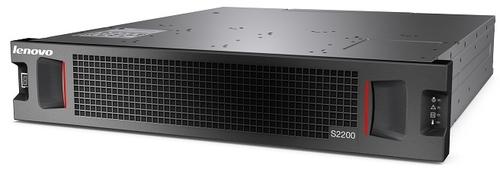 Дисковый массив Lenovo S2200 5x1.2Tb 10K 2.5 SAS 2x595W SFF Chassis (64114B4/6)