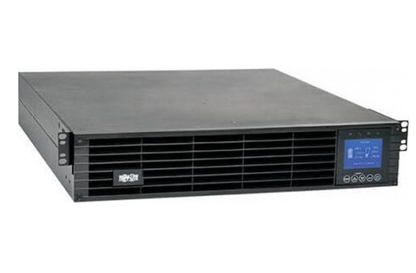 ИБП Tripplite SUINT1000LCD2U 900Вт 1000ВА черный