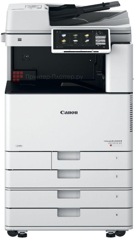 Копир Canon imageRUNNER C3720I (3858C005) лазерный печать:цветной