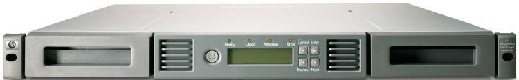 Ленточный автозагрузчик HPE 1/8 G2 LTO-6 Ultrium 6250 SAS (E7W45A)