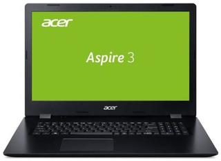 Ноутбук Acer Aspire 3 A317-51K-34SC Core i3 7020U/4Gb/SSD256Gb/Intel HD Graphics 620/17.3
