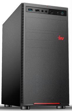 ПК IRU Office 223 MT Ryzen 3 2200G (3.5)/4Gb/SSD240Gb/Vega 8/Free DOS/GbitEth/400W/черный