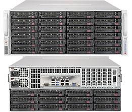 Платформа SuperMicro SSG-6048R-E1CR36N 3.5