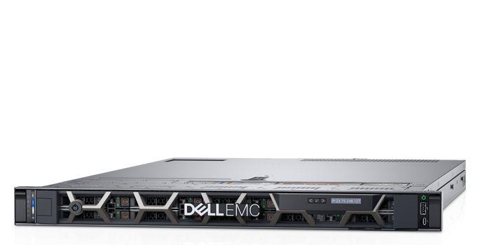 Сервер Dell PowerEdge R440 2x4214 2x16Gb x8 2.5