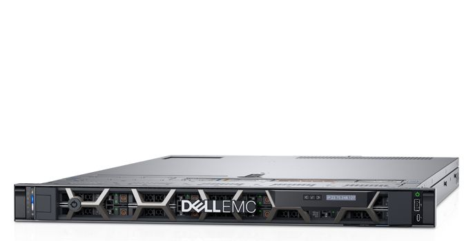 Сервер Dell PowerEdge R440 2x5120 4x32Gb 2RRD x8 2.5
